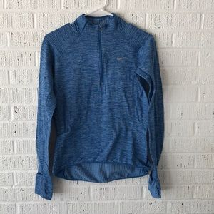 Nike thermal quarter zip size S